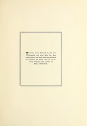 Page 13, 1931 Edition, National Louis University - National Yearbook (Chicago, IL) online yearbook collection