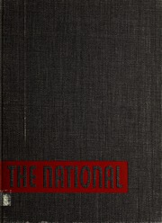 National Louis University - National Yearbook (Chicago, IL) online yearbook collection, 1938 Edition, Page 1