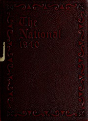 National Louis University - National Yearbook (Chicago, IL) online yearbook collection, 1940 Edition, Page 1