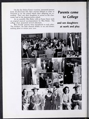 Page 14, 1941 Edition, National Louis University - National Yearbook (Chicago, IL) online yearbook collection
