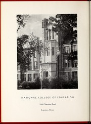 Page 6, 1946 Edition, National Louis University - National Yearbook (Chicago, IL) online yearbook collection