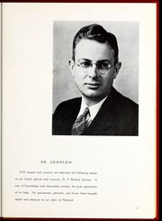 Page 9, 1946 Edition, National Louis University - National Yearbook (Chicago, IL) online yearbook collection