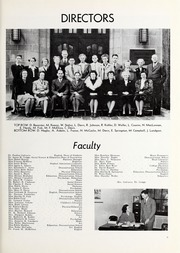 Page 13, 1947 Edition, National Louis University - National Yearbook (Chicago, IL) online yearbook collection