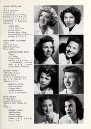 Page 17, 1947 Edition, National Louis University - National Yearbook (Chicago, IL) online yearbook collection