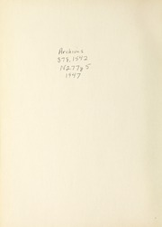 Page 4, 1947 Edition, National Louis University - National Yearbook (Chicago, IL) online yearbook collection
