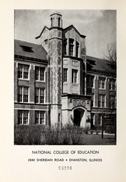 Page 6, 1947 Edition, National Louis University - National Yearbook (Chicago, IL) online yearbook collection