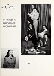 Page 9, 1947 Edition, National Louis University - National Yearbook (Chicago, IL) online yearbook collection