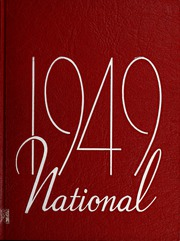 Page 1, 1949 Edition, National Louis University - National Yearbook (Chicago, IL) online yearbook collection