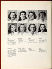 Page 12, 1949 Edition, National Louis University - National Yearbook (Chicago, IL) online yearbook collection