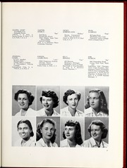 Page 15, 1949 Edition, National Louis University - National Yearbook (Chicago, IL) online yearbook collection