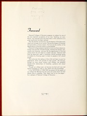 Page 6, 1949 Edition, National Louis University - National Yearbook (Chicago, IL) online yearbook collection