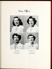Page 9, 1949 Edition, National Louis University - National Yearbook (Chicago, IL) online yearbook collection