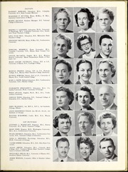 Page 15, 1950 Edition, National Louis University - National Yearbook (Chicago, IL) online yearbook collection