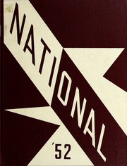 Page 1, 1952 Edition, National Louis University - National Yearbook (Chicago, IL) online yearbook collection