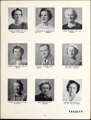 Page 11, 1952 Edition, National Louis University - National Yearbook (Chicago, IL) online yearbook collection