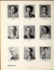 Page 12, 1952 Edition, National Louis University - National Yearbook (Chicago, IL) online yearbook collection