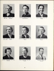 Page 13, 1952 Edition, National Louis University - National Yearbook (Chicago, IL) online yearbook collection