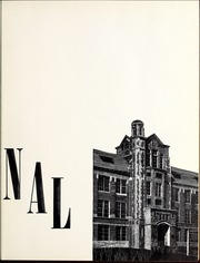 Page 7, 1952 Edition, National Louis University - National Yearbook (Chicago, IL) online yearbook collection