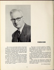 Page 8, 1952 Edition, National Louis University - National Yearbook (Chicago, IL) online yearbook collection