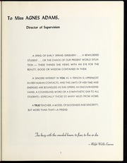 Page 11, 1954 Edition, National Louis University - National Yearbook (Chicago, IL) online yearbook collection