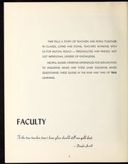 Page 12, 1954 Edition, National Louis University - National Yearbook (Chicago, IL) online yearbook collection