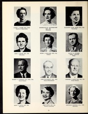 Page 14, 1954 Edition, National Louis University - National Yearbook (Chicago, IL) online yearbook collection