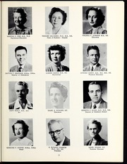 Page 15, 1954 Edition, National Louis University - National Yearbook (Chicago, IL) online yearbook collection