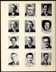 Page 16, 1954 Edition, National Louis University - National Yearbook (Chicago, IL) online yearbook collection