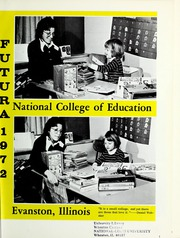 Page 5, 1972 Edition, National Louis University - National Yearbook (Chicago, IL) online yearbook collection