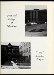 Page 5, 1979 Edition, National Louis University - National Yearbook (Chicago, IL) online yearbook collection