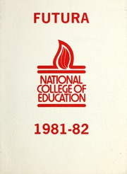 Page 1, 1982 Edition, National Louis University - National Yearbook (Chicago, IL) online yearbook collection