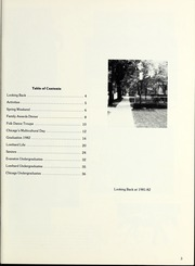 Page 5, 1982 Edition, National Louis University - National Yearbook (Chicago, IL) online yearbook collection