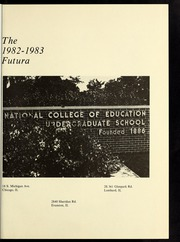 Page 5, 1983 Edition, National Louis University - National Yearbook (Chicago, IL) online yearbook collection