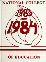 1984 Edition, National Louis University - National Yearbook (Chicago, IL)