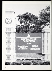 Page 6, 1984 Edition, National Louis University - National Yearbook (Chicago, IL) online yearbook collection