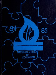 1985 Edition, National Louis University - National Yearbook (Chicago, IL)