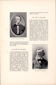 Page 11, 1902 Edition, Knox College - Gale Yearbook (Galesburg, IL) online yearbook collection