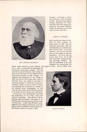 Page 12, 1902 Edition, Knox College - Gale Yearbook (Galesburg, IL) online yearbook collection