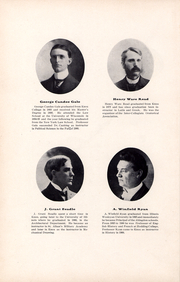 Page 15, 1902 Edition, Knox College - Gale Yearbook (Galesburg, IL) online yearbook collection