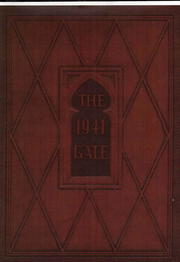 1941 Edition, Knox College - Gale Yearbook (Galesburg, IL)
