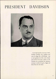 Page 13, 1941 Edition, Knox College - Gale Yearbook (Galesburg, IL) online yearbook collection