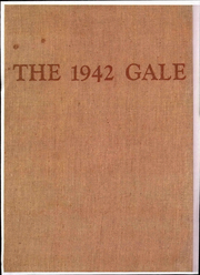 1942 Edition, Knox College - Gale Yearbook (Galesburg, IL)
