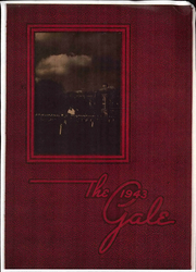 1943 Edition, Knox College - Gale Yearbook (Galesburg, IL)