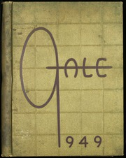 1949 Edition, Knox College - Gale Yearbook (Galesburg, IL)