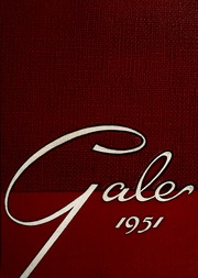 1951 Edition, Knox College - Gale Yearbook (Galesburg, IL)
