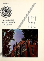 Page 5, 1962 Edition, Illinois Valley Community College - Yearbook (Oglesby, IL) online yearbook collection