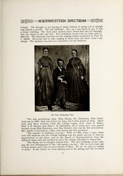 Page 17, 1911 Edition, North Central College - Spectrum Yearbook (Naperville, IL) online yearbook collection