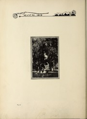 Page 10, 1913 Edition, North Central College - Spectrum Yearbook (Naperville, IL) online yearbook collection