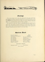 Page 11, 1913 Edition, North Central College - Spectrum Yearbook (Naperville, IL) online yearbook collection