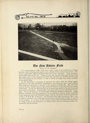 Page 14, 1913 Edition, North Central College - Spectrum Yearbook (Naperville, IL) online yearbook collection
